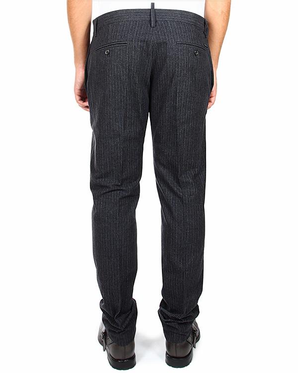 мужская брюки DSQUARED, сезон: зима 2014/15. Купить за 14500 руб. | Фото 2