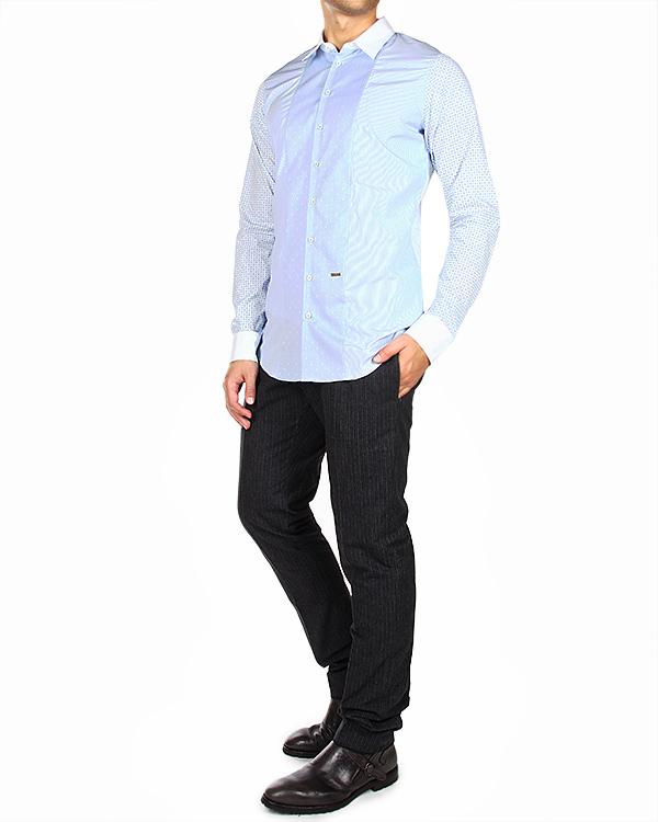 мужская брюки DSQUARED, сезон: зима 2014/15. Купить за 14500 руб. | Фото 3