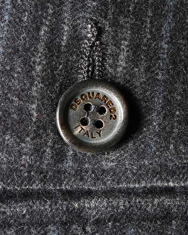 мужская брюки DSQUARED, сезон: зима 2014/15. Купить за 14500 руб. | Фото 4