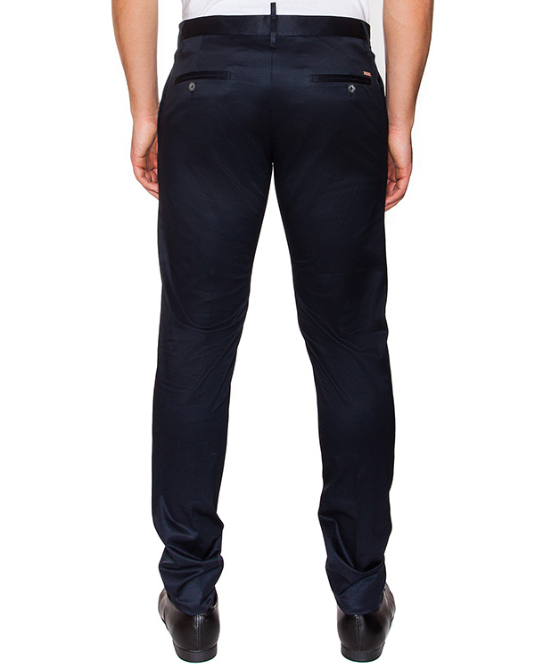 мужская брюки DSQUARED, сезон: лето 2016. Купить за 17600 руб. | Фото 2
