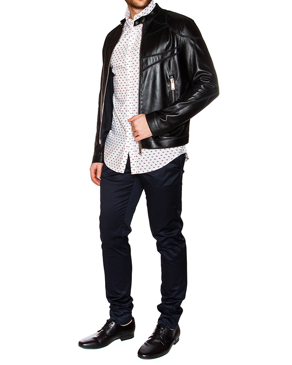 мужская брюки DSQUARED, сезон: лето 2016. Купить за 17600 руб. | Фото 3