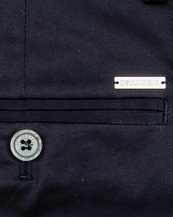мужская брюки DSQUARED, сезон: лето 2016. Купить за 17600 руб. | Фото 4