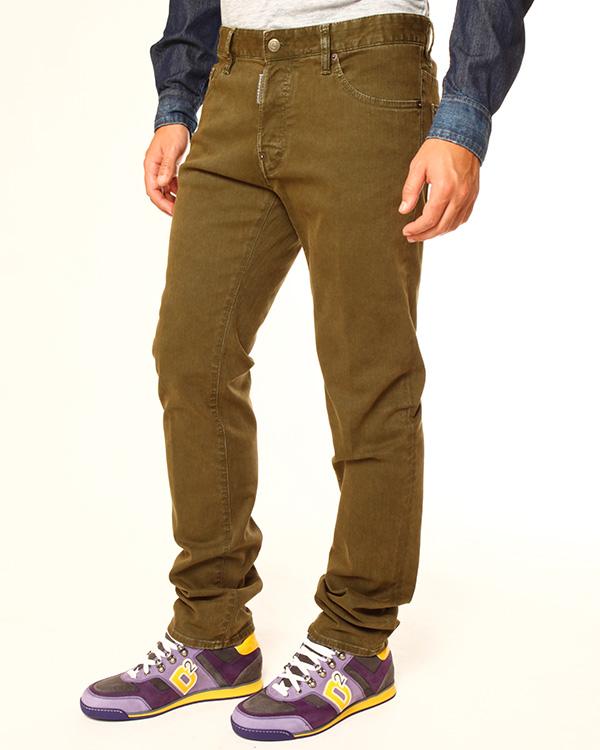 мужская джинсы DSQUARED, сезон: зима 2013/14. Купить за 7200 руб. | Фото 1