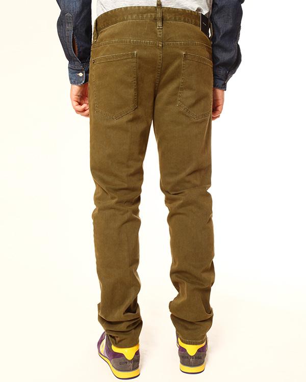 мужская джинсы DSQUARED, сезон: зима 2013/14. Купить за 7200 руб. | Фото 2