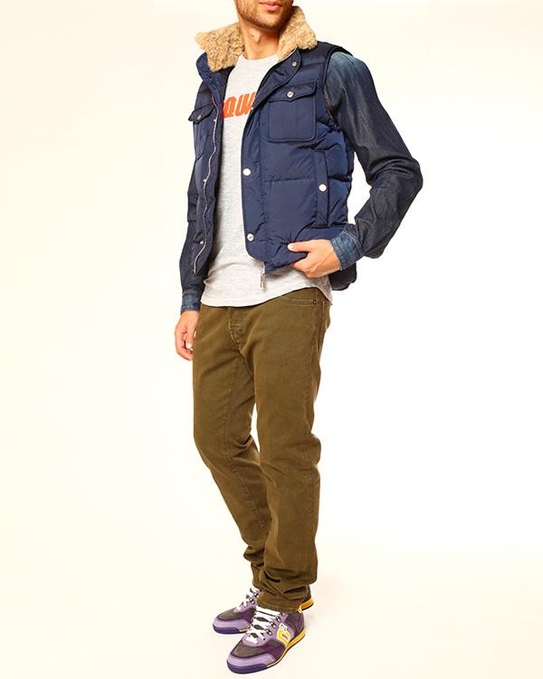 мужская джинсы DSQUARED, сезон: зима 2013/14. Купить за 7200 руб. | Фото 3