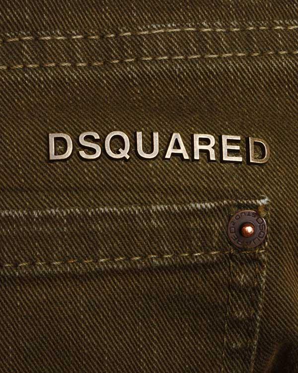 мужская джинсы DSQUARED, сезон: зима 2013/14. Купить за 7200 руб. | Фото 4