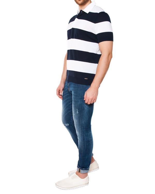 мужская джинсы DSQUARED, сезон: лето 2015. Купить за 13200 руб. | Фото 3