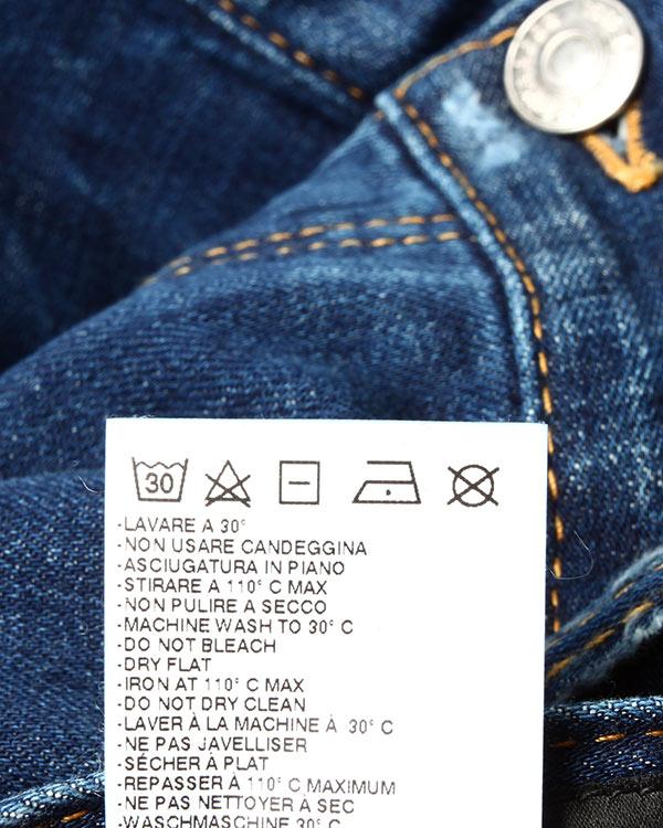 мужская джинсы DSQUARED, сезон: лето 2015. Купить за 13200 руб. | Фото $i