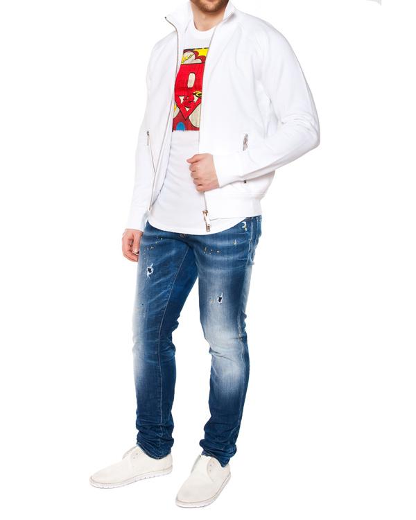 мужская джинсы DSQUARED, сезон: лето 2015. Купить за 16500 руб. | Фото $i