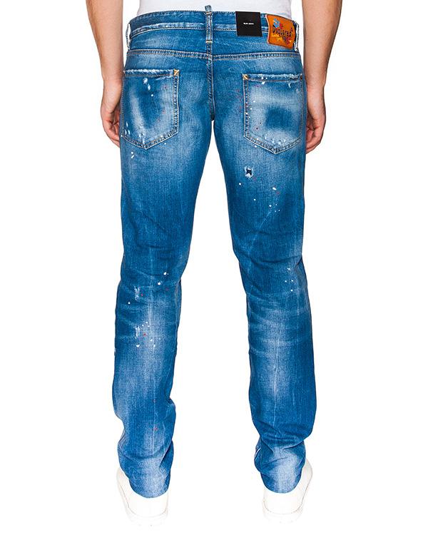 мужская джинсы DSQUARED2, сезон: лето 2016. Купить за 26300 руб. | Фото 2