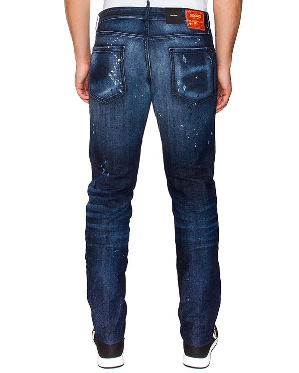 мужская джинсы DSQUARED, сезон: лето 2016. Купить за 22100 руб. | Фото 2