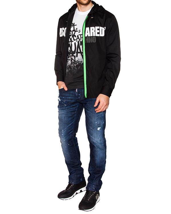 мужская джинсы DSQUARED2, сезон: лето 2016. Купить за 22100 руб. | Фото $i