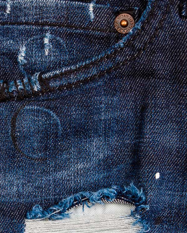 мужская джинсы DSQUARED, сезон: лето 2016. Купить за 22100 руб. | Фото 4