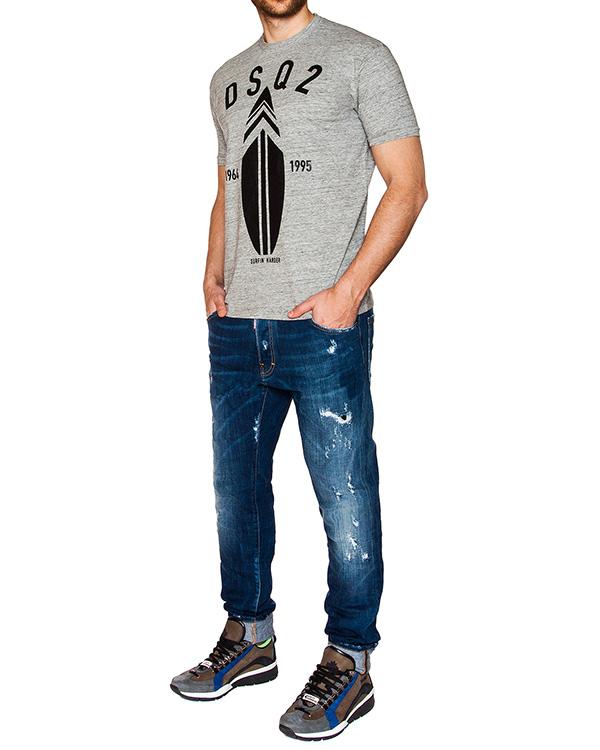 мужская джинсы DSQUARED, сезон: лето 2016. Купить за 23800 руб. | Фото 3