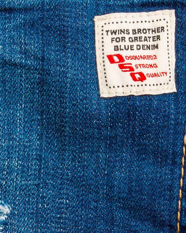 мужская джинсы DSQUARED, сезон: лето 2016. Купить за 23800 руб. | Фото 4