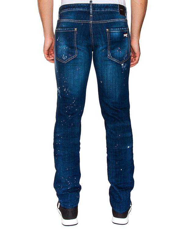 мужская джинсы DSQUARED, сезон: лето 2016. Купить за 25500 руб. | Фото 2