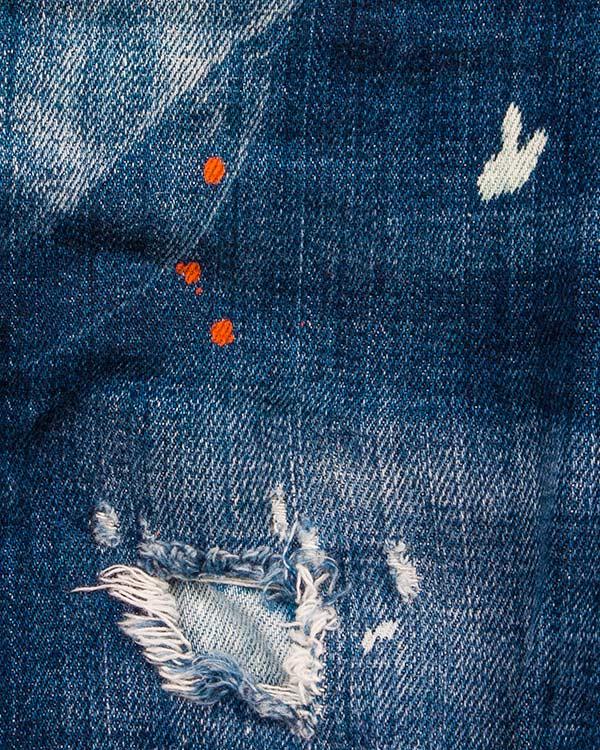 мужская джинсы DSQUARED, сезон: лето 2016. Купить за 25500 руб. | Фото 4
