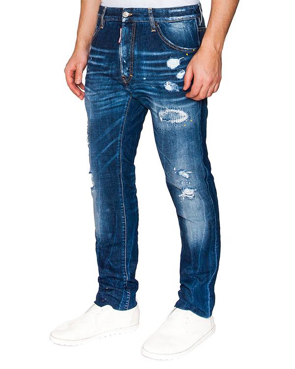 мужская джинсы DSQUARED2, сезон: лето 2016. Купить за 35200 руб. | Фото $i