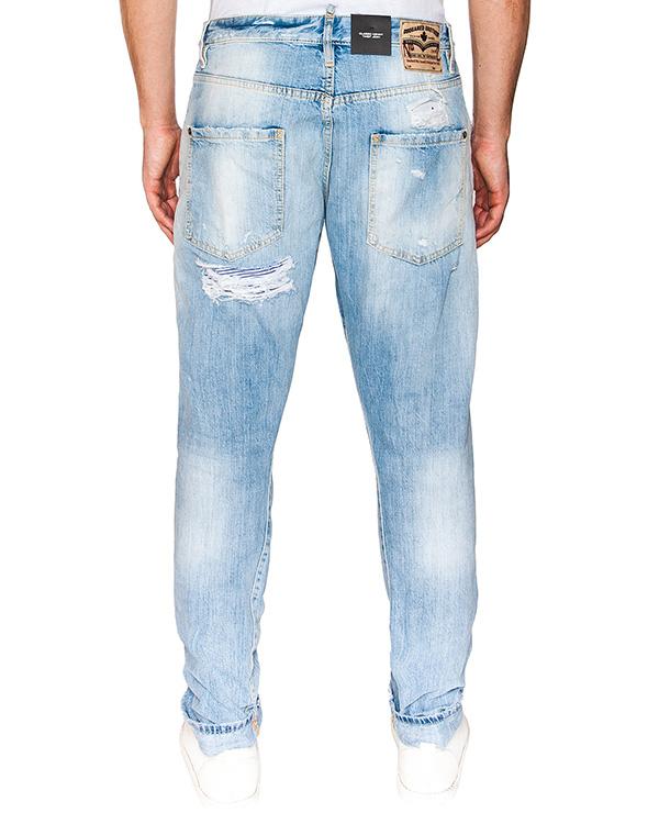 мужская джинсы DSQUARED, сезон: лето 2016. Купить за 27100 руб. | Фото 2