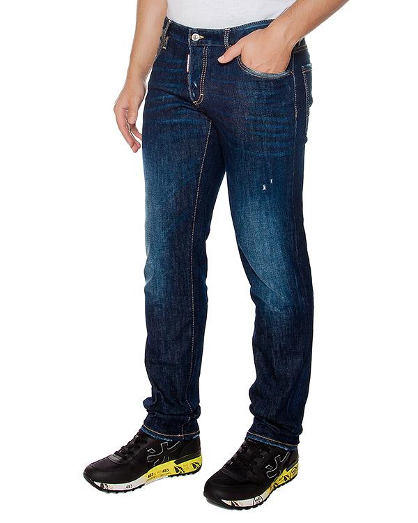 мужская джинсы DSQUARED, сезон: зима 2016/17. Купить за 18500 руб. | Фото 1