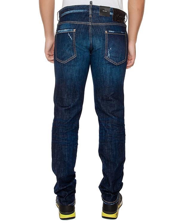 мужская джинсы DSQUARED, сезон: зима 2016/17. Купить за 18500 руб. | Фото 2