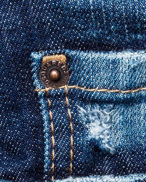 мужская джинсы DSQUARED, сезон: зима 2016/17. Купить за 18500 руб. | Фото 4