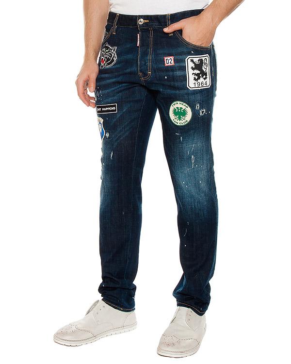 джинсы  артикул S71LB0245 марки DSQUARED2 купить за 28200 руб.