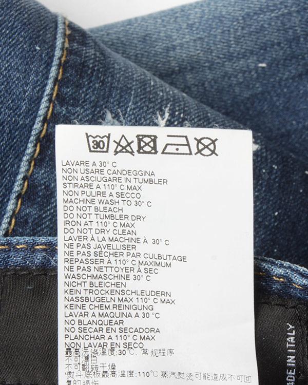 мужская джинсы DSQUARED2, сезон: лето 2017. Купить за 20900 руб. | Фото $i