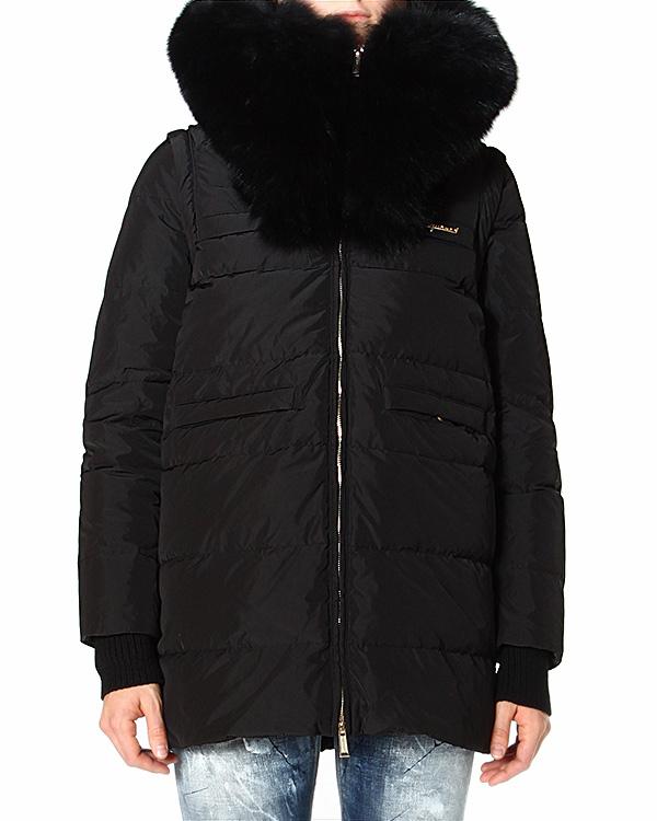 женская пуховик DSQUARED2, сезон: зима 2014/15. Купить за 105100 руб. | Фото $i