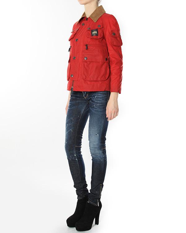 женская куртка DSQUARED, сезон: зима 2012/13. Купить за 20000 руб. | Фото 3