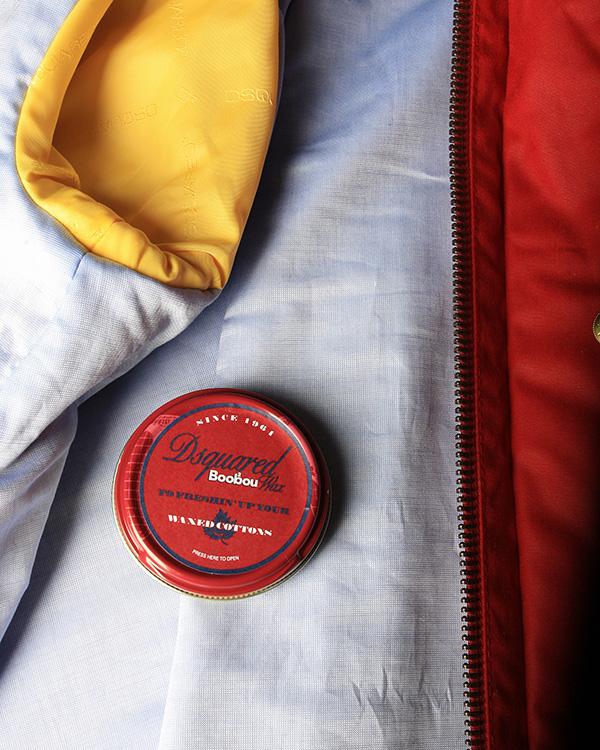 женская куртка DSQUARED, сезон: зима 2012/13. Купить за 20000 руб. | Фото 4