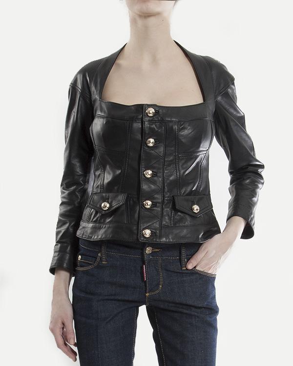 женская куртка DSQUARED, сезон: лето 2013. Купить за 37200 руб.   Фото 1