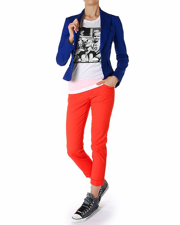 женская пиджак DSQUARED, сезон: лето 2014. Купить за 26400 руб. | Фото 3