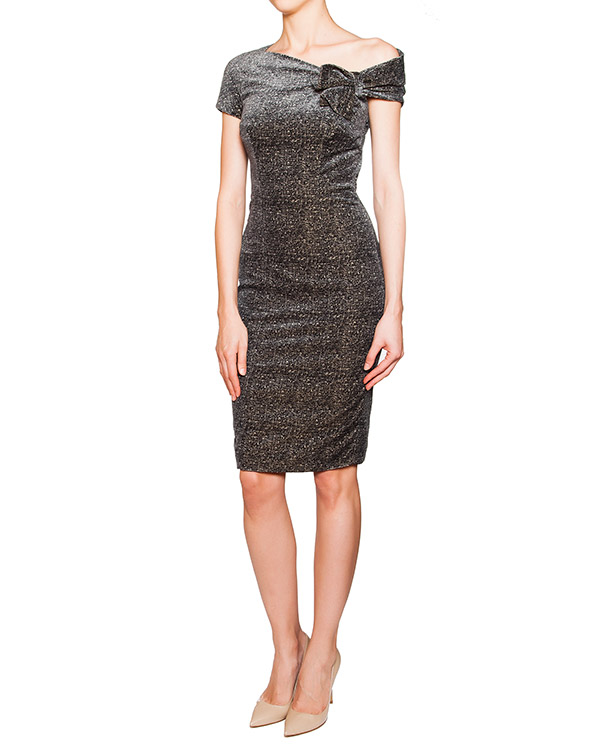 женская платье DSQUARED, сезон: зима 2012/13. Купить за 17200 руб. | Фото $i