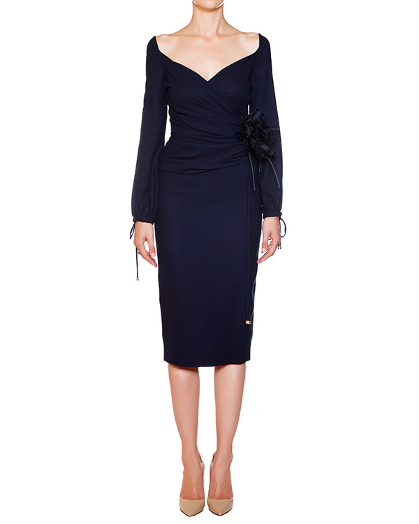 женская платье DSQUARED, сезон: зима 2013/14. Купить за 34300 руб. | Фото 1
