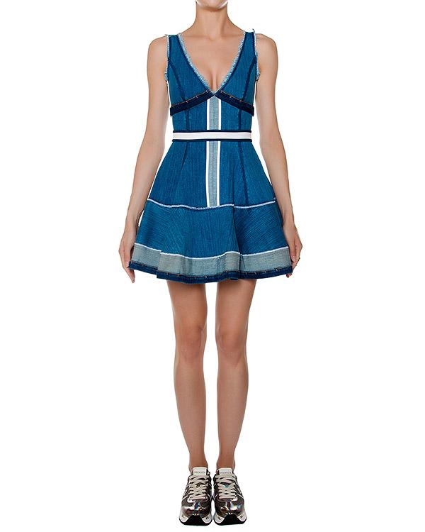 женская платье DSQUARED, сезон: лето 2016. Купить за 50600 руб. | Фото 1