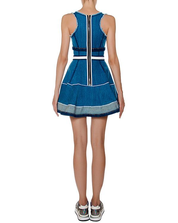 женская платье DSQUARED, сезон: лето 2016. Купить за 50600 руб. | Фото 2