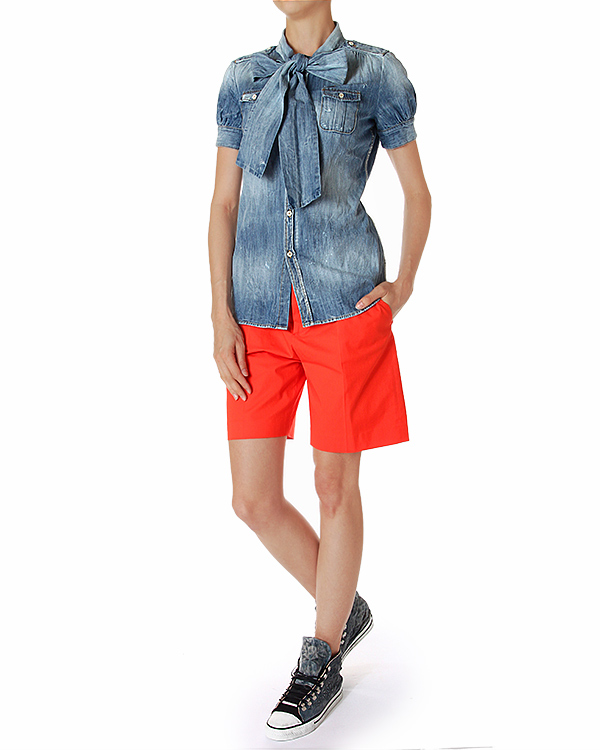 женская блуза DSQUARED, сезон: лето 2014. Купить за 10800 руб. | Фото 3