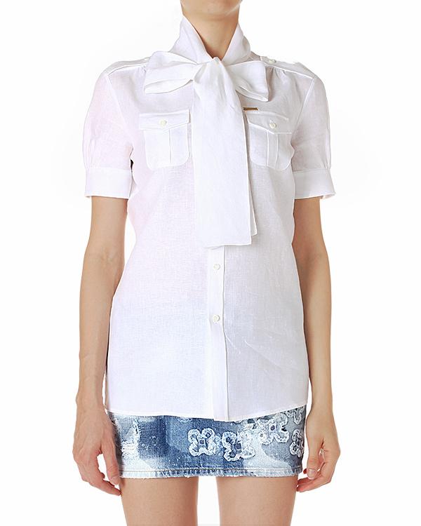 женская блуза DSQUARED, сезон: лето 2014. Купить за 12400 руб. | Фото 1