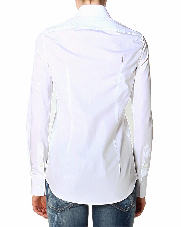 женская рубашка DSQUARED, сезон: зима 2014/15. Купить за 12900 руб. | Фото 2