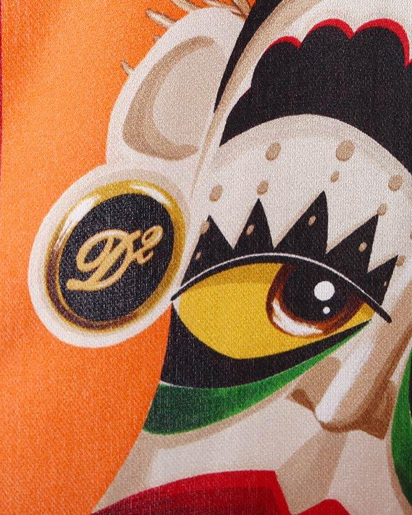 женская футболка DSQUARED, сезон: лето 2014. Купить за 11600 руб. | Фото 4