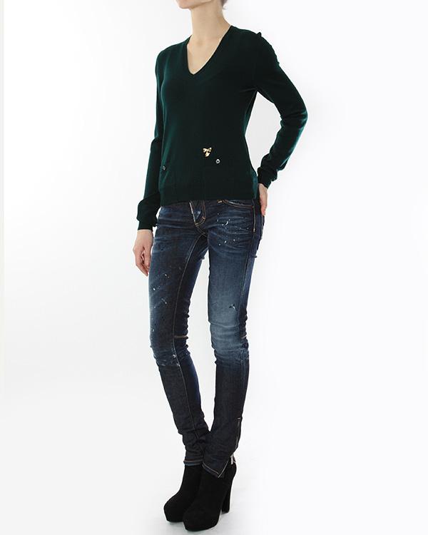 женская пуловер DSQUARED, сезон: зима 2012/13. Купить за 8600 руб. | Фото 3