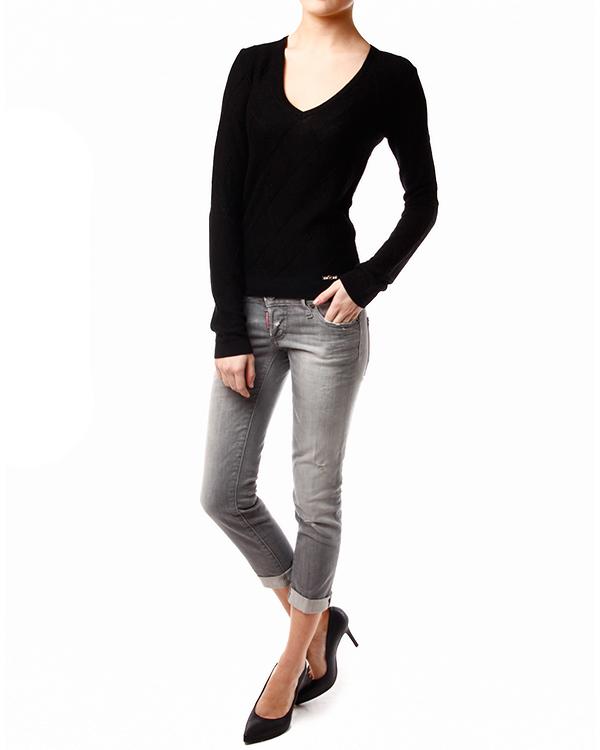 женская пуловер DSQUARED, сезон: зима 2013/14. Купить за 10000 руб. | Фото 3