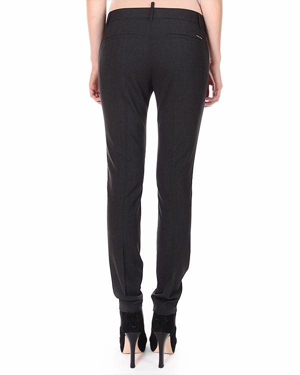 женская брюки DSQUARED, сезон: зима 2014/15. Купить за 15000 руб. | Фото 2