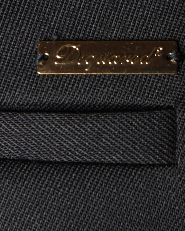 женская брюки DSQUARED, сезон: зима 2014/15. Купить за 19300 руб. | Фото 4