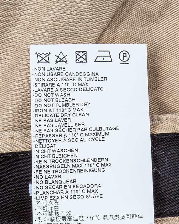 женская брюки DSQUARED, сезон: лето 2016. Купить за 24200 руб. | Фото 5