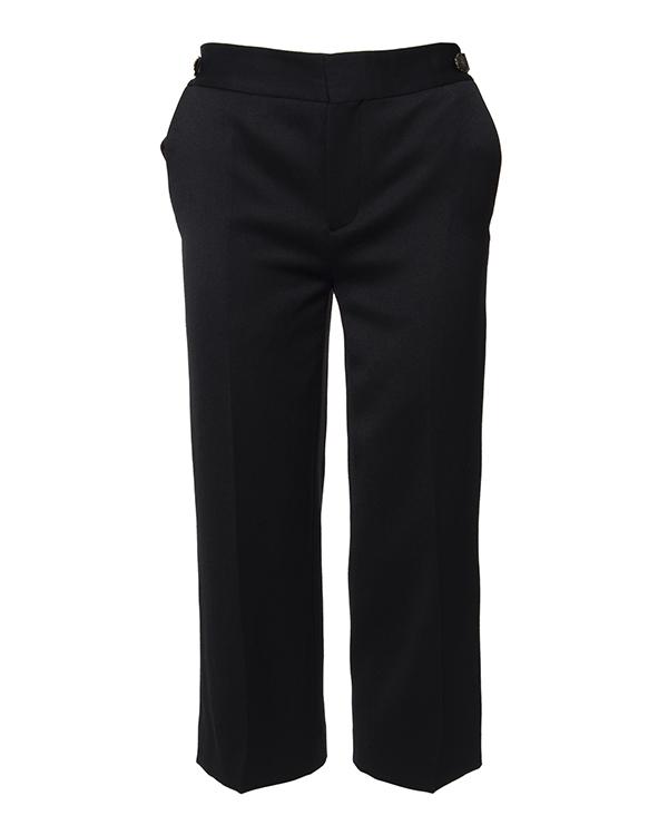 брюки укороченного кроя из плотной шерсти артикул S72KA0663 марки DSQUARED2 купить за 31600 руб.