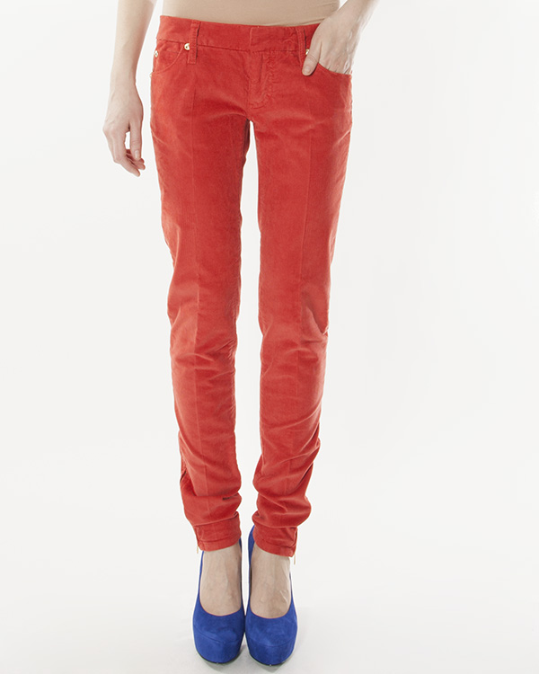 женская джинсы DSQUARED, сезон: зима 2012/13. Купить за 8600 руб. | Фото 1