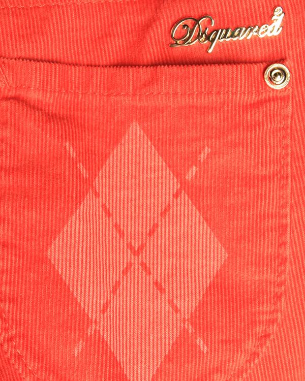 женская джинсы DSQUARED, сезон: зима 2012/13. Купить за 8600 руб. | Фото 4
