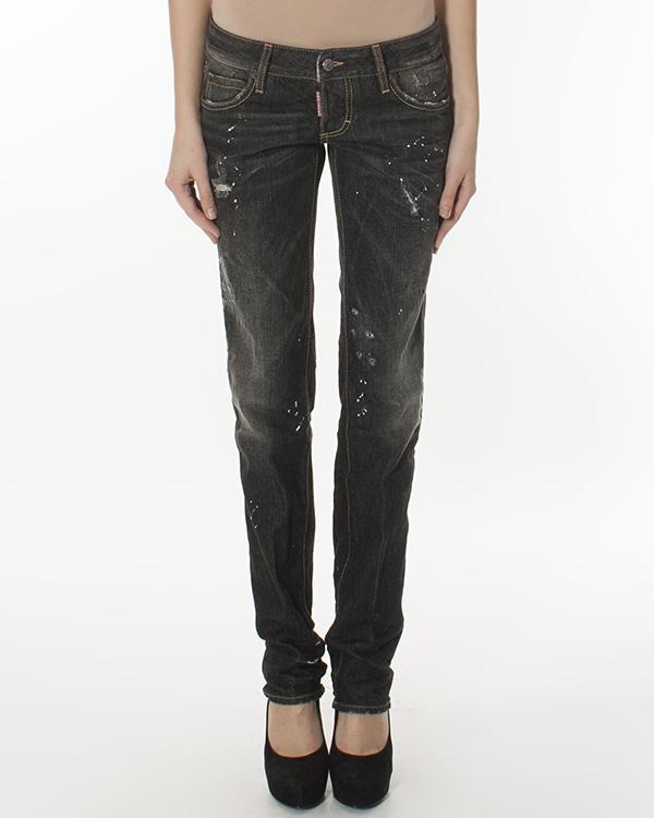 женская джинсы DSQUARED, сезон: зима 2012/13. Купить за 10500 руб. | Фото 1